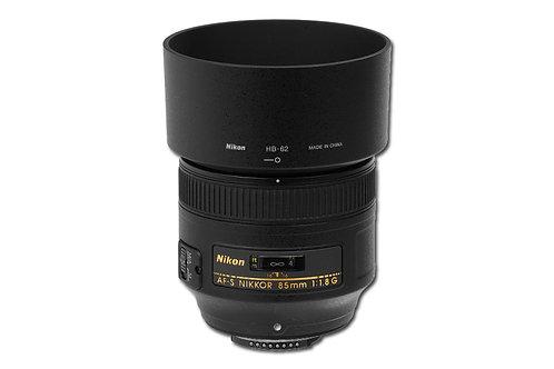 Nikon 85mm F1.8D AF