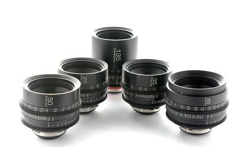 GL Optics Zeiss Contax Lens Super Speed 3-Lens Kit