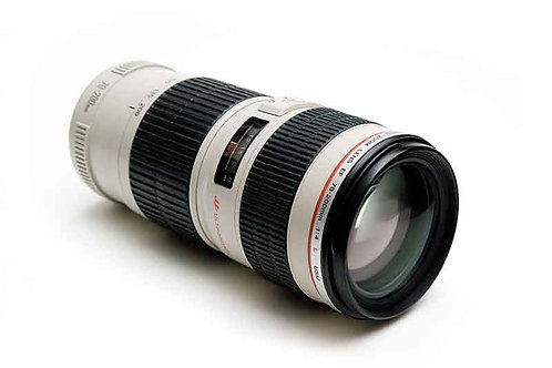 Canon 70-200mm mkii Series 2 Lens