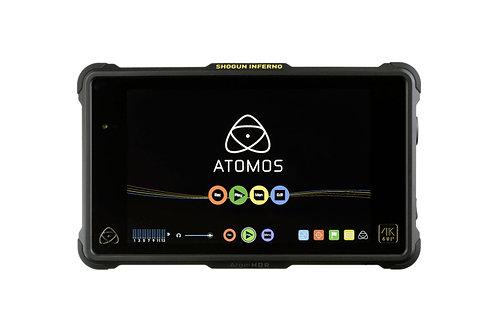 Atomos Shogun Inferno 7 inch 4K HDMI/Quad 3G-SDI/12G-SDI Recording Monitor