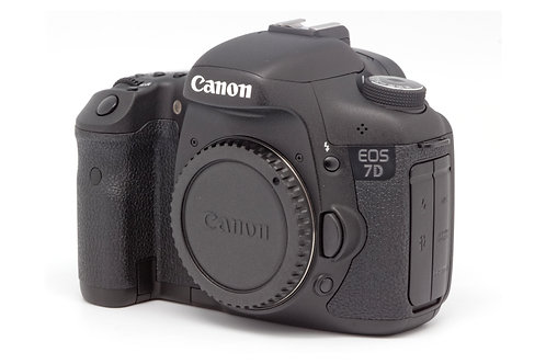 Canon 7D Mark I (Body Only)