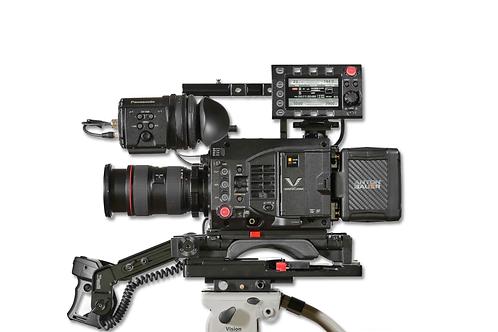 Panasonic Varicam 5000 ISO LT Proex Camera Kit
