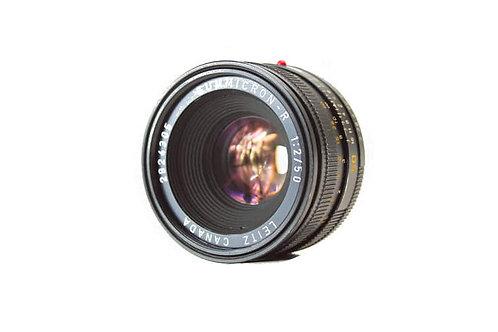 Leica Summicron-R Lens 50mm f2.0