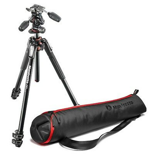 Manfrotto Tripod 056 Head with 190 Legs
