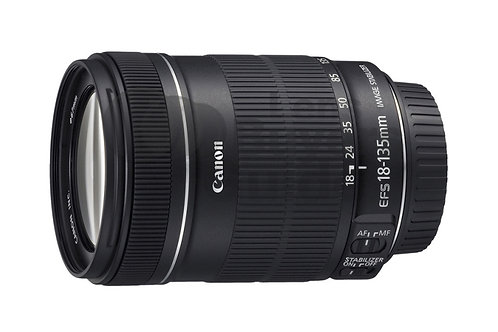 Canon EFS 18-135mm Zoom Lens