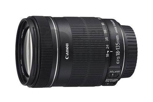Canon EFS 18-135mm Zoom Lens