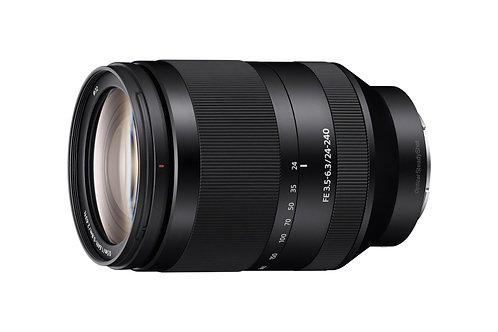 Sony 24-240mm 3.5-6.3 Lens