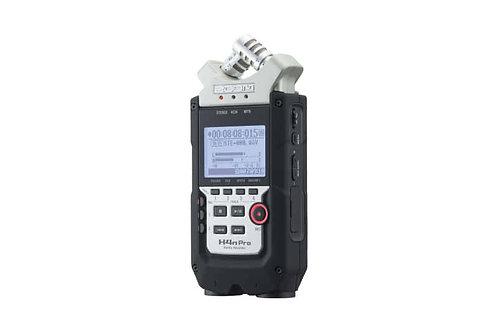 Zoom H4n Pro Audio Recorder