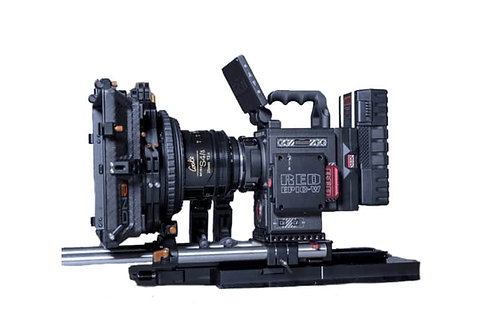 RED Helium 8K S35 Sensor Epic-W Digital Cinema Rental