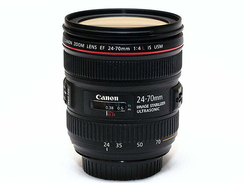 Canon 24-70mm F4.0 Macro Lens