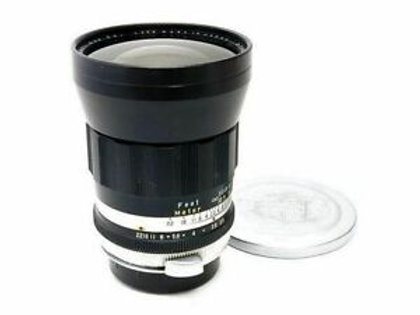 Asahi Pentax Auto-Takumar F2.3 35mm Camera Lens