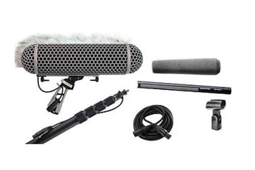 Microphone Boom Pole Package