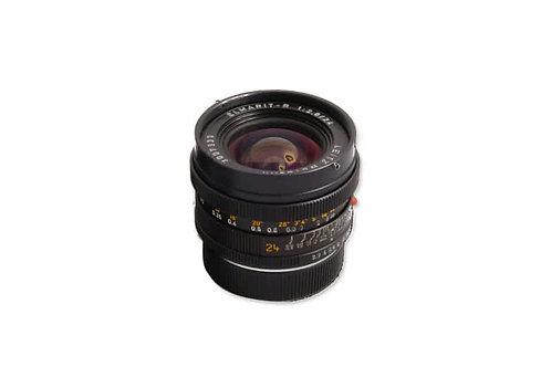 Leica Elmarit-R Lens Leitz Wetzlar 24mm f2.8