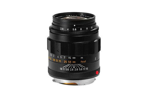 Leica Elmarit-R Lens Leitz Wetzlar 90mm f2.8