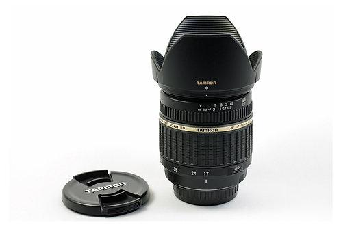 Tamron AF 17-50mm f2.8 Lens EF mount