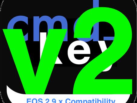 EOS 2.9 update
