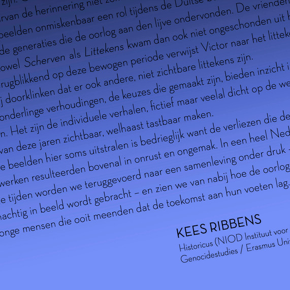 Introduction by Kees Ribbens Littekens | Cicatrices