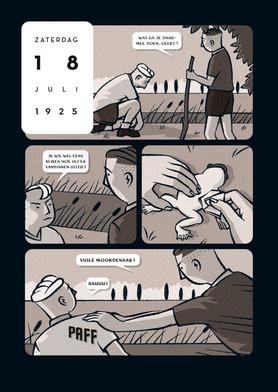 Page Scherven | Éclats