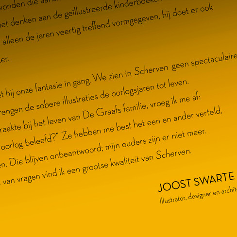 Introduction by Joost Swarte Scherven | Éclats