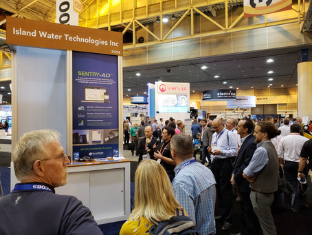SENTRY introduced to WEFTEC 2018