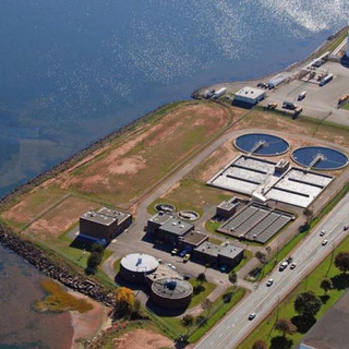 Charlottetown Wastewater Treatment Plant