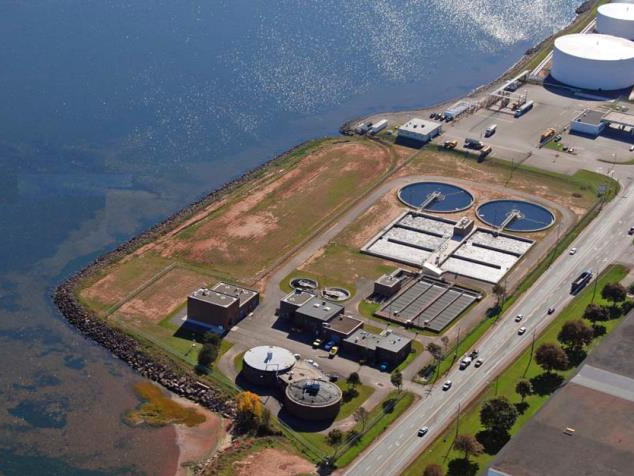 Charlottetown Wastewater Treatment Plant