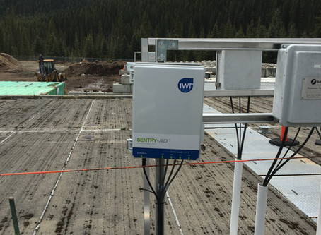 Parks Canada deploys four SENTRY systems in Alberta and British Columbia.