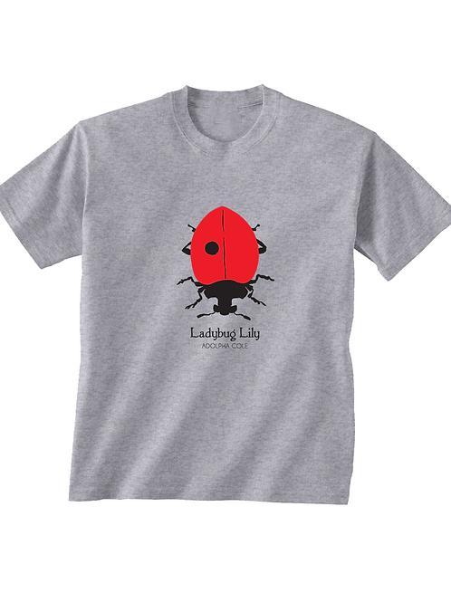 Ladybug Lily Youth T-Shirt