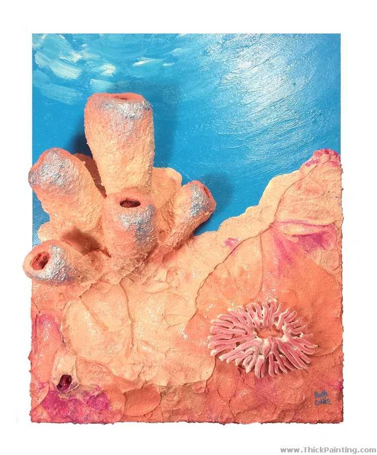 Fat Peach Pipe Coral