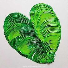 Elephant Ear Leaf