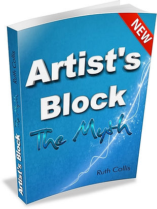 Artist's Block - The Myth ebook to download on getting rid of creative blocks