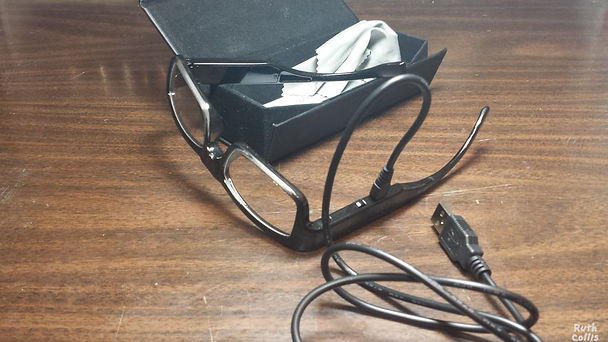 glasses hidden spy cam