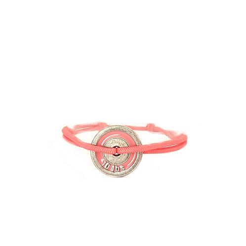 bracelet CROSSFIT SUMMER CAMP plate 10lbs