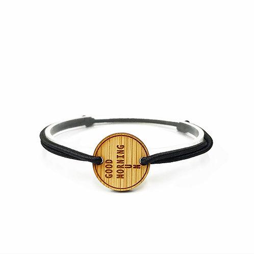 bracelet GOOD MORNING RUN