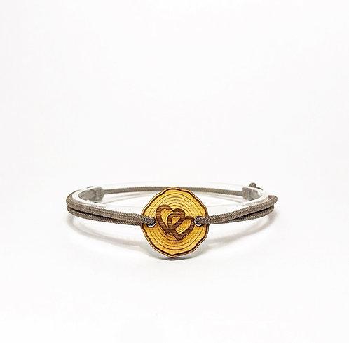 bracelet AMOUR INTEMPOREL DUO