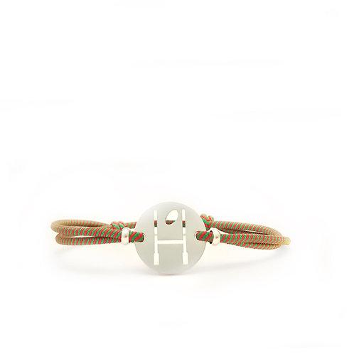 bracelet OVALIE - ROUGE/VERT