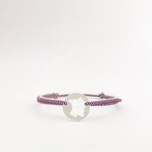 bracelet FRANCE - LA TRICOLORE