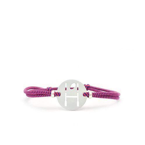 bracelet OVALIE - ROUGE/BLEU