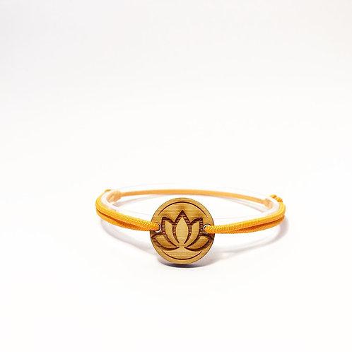 bracelet YOGA LOTUS
