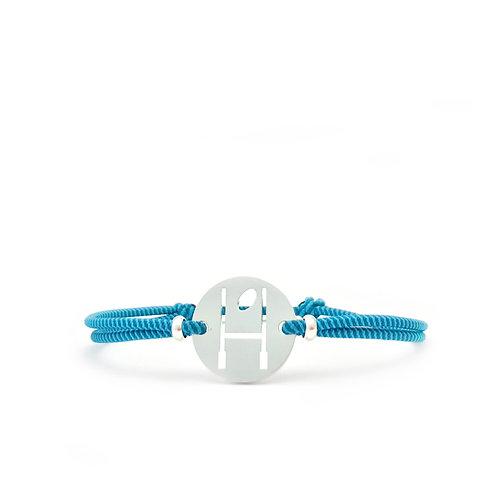 bracelet OVALIE BLEU/TURQUOISE