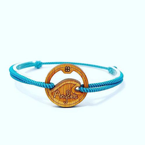 bracelet VAGUE anglet
