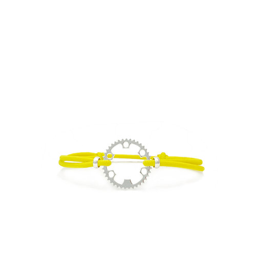 bracelet CYCLE - MAILLOT JAUNE