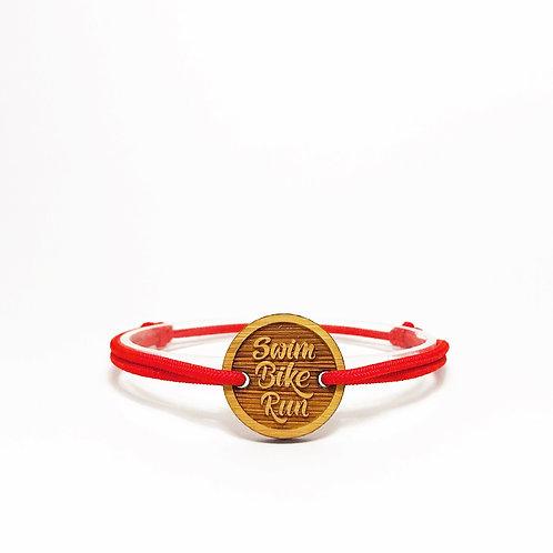 bracelet SWIM BIKE RUN Reverse
