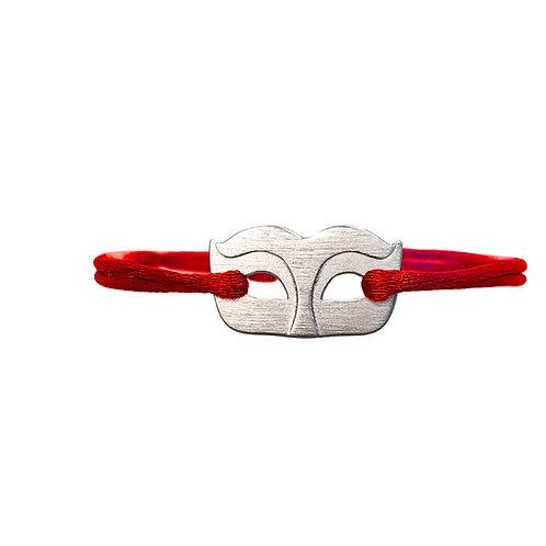 bracelet masque vénitien
