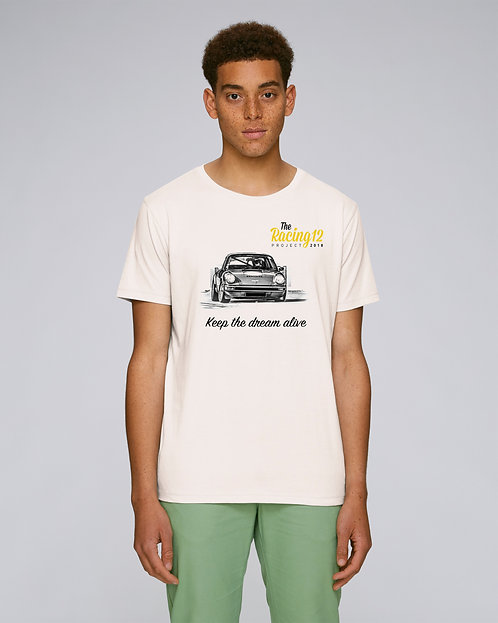 T-SHIRTS PORSCHE VINTAGE - Racing 12 project - homme