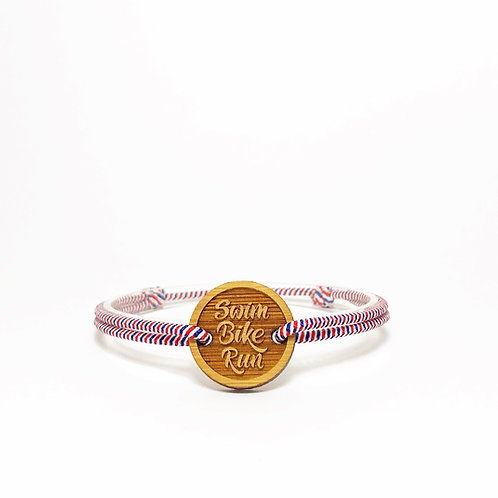 bracelet SWIM BIKE RUN Reverse Tricolore