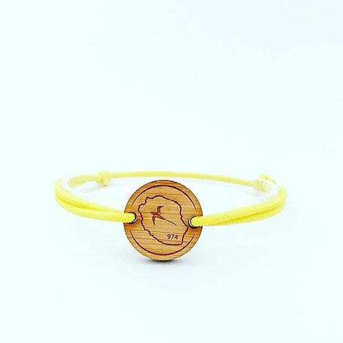 bracelet LA RÉUNION 974