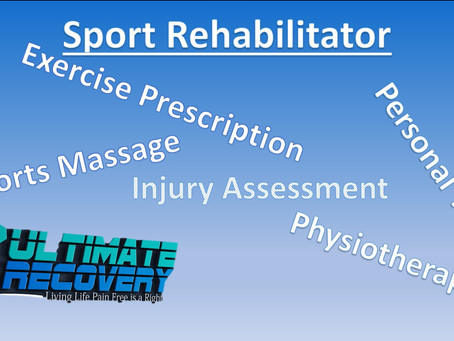 What is a Sport Rehabilitator?