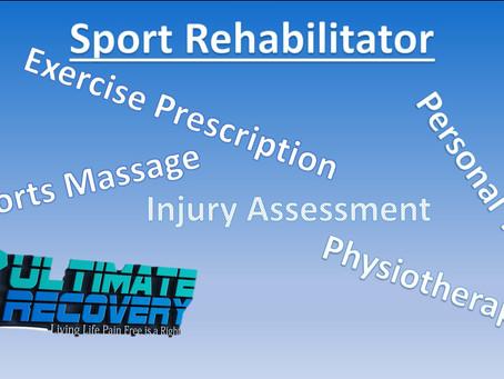 What is a Sport Rehabilitator?