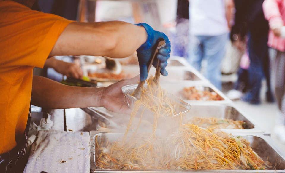 street food travel